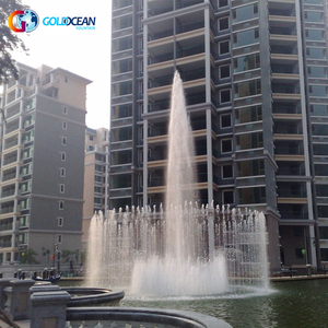High Shooting Spray Outdoor Fountain