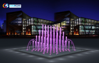 outdoor playing dry music dancing water fountain dry floor fountain