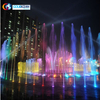 Straight Spray Jet 2m High Dancing Floor Fountain