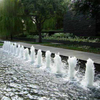 Modern outdoor garden fountain for sale