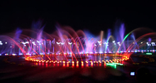 China Facotry Customize Music Dancing Fountain Show