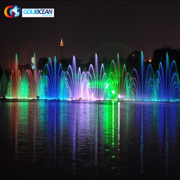 Customized SS304 Material Floating Water Fountain