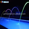 Clear Glazy Water Column Fountain&Jumping Jet Fountain For Swimming Pool