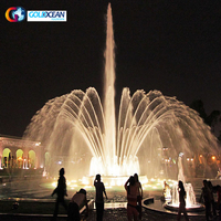 Outdoor Garden Fountain Music Fountain