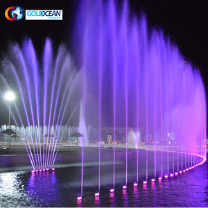 China Supplier Round Shape Swing Water Fountain