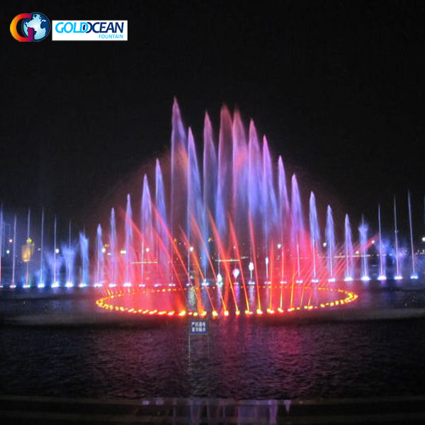 Chinese Factory Supply Lake Floating Fountain